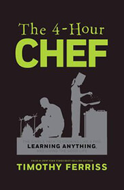 The 4-Hour Chef bookcover