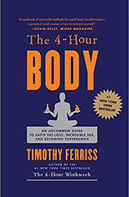 The 4-Hour Body bookcover