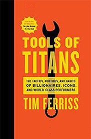 Tools of Titans bookcover