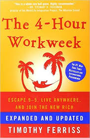 The 4-Hour Workweek bookcover